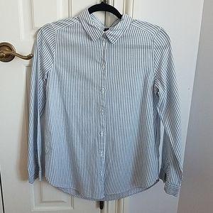 Women's H&M Striped Shirt